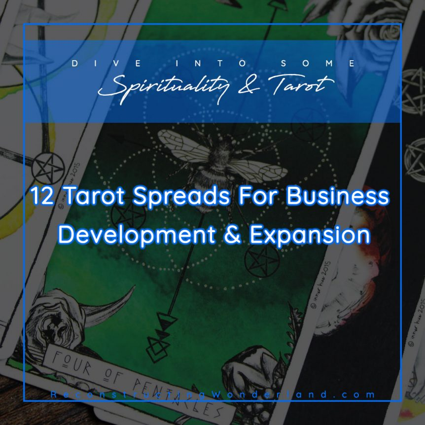 tarot spreads for business